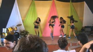 As Panteras do IEAT.Caetité-Bahia.avi