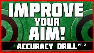 How to Improve your Twitch Aim to Win More Gunfights! | Black Ops 3 Reaction Time Drill!