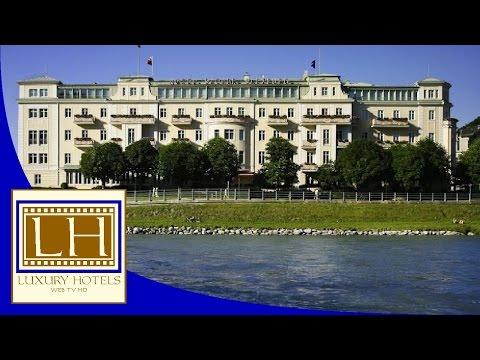 Luxury Hotels - Hotel Sacher - Salzburg