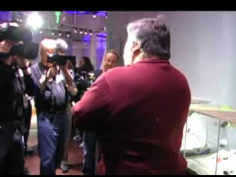 Present! - Steve Wozniak at the Computer History Museum (part one)