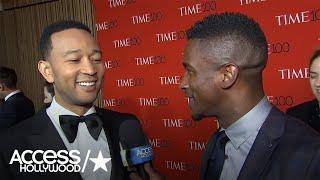 John Legend On Recreating 'The Devil Wears Prada' Scenes With Chrissy Teigen