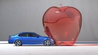 "BMW M5 - ""Bullet"" - High Performance Art"