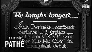 """""""He Laughs Longest..."""" (1933)"""