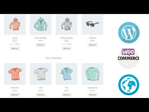 How to build Online Store | WordPress | Woocommerce | Step by Step tutorial | Easy Learning thumbnail
