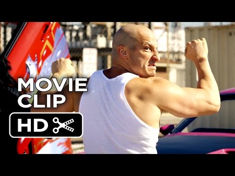 Superfast! Movie CLIP - Audition (2015) - Fast & Furious Spo