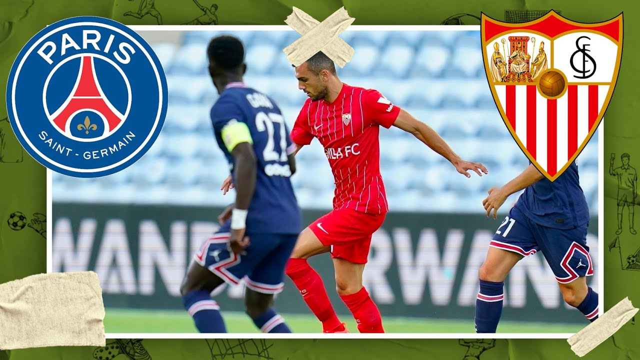 Download PSG vs Sevilla | SOCCER FRIENDLY | 7/27/2021 | beIN SPORTS USA