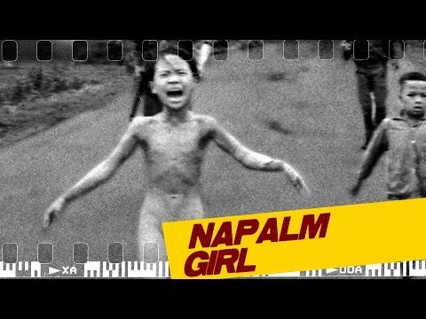 Napalm Girl - The Controversy Of War Photography I ICONIC PHOTOGRAPHS #4