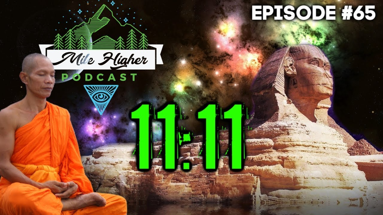 Unexplained Phenomena Part IV Akashic Records, Rainbow Body, Sphinx, Shadow People - Podcast #65