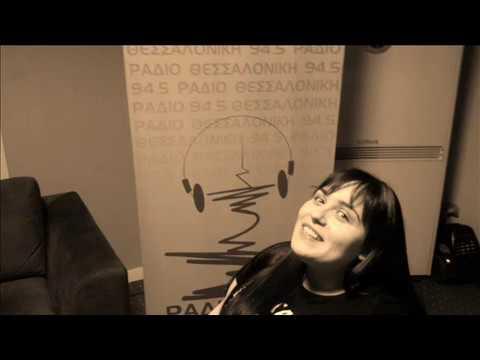 FLY ME TO THE MOON-Niki Agoratzi-Giannis Tsipouras RADIO THESSALONIKI 94,5 Fm GREECE