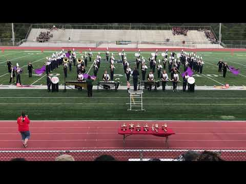 Hedgesville High School Marching Band
