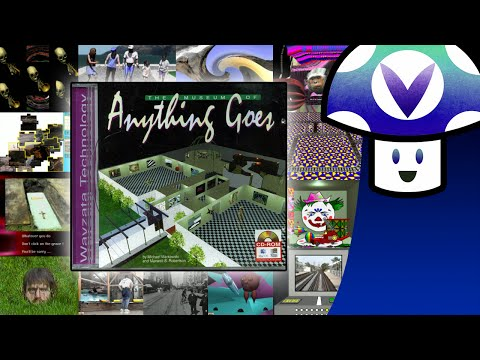 [Vinesauce] Vinny - The Museum of Anything Goes
