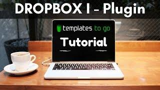 Template Generator - Dropbox-Plugin | Tutorial I