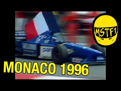 1996 Monaco Grand Prix – Mystery Science Theater F1