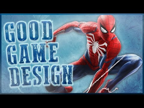 Good Game Design - Spider-Man: Attention To Detail