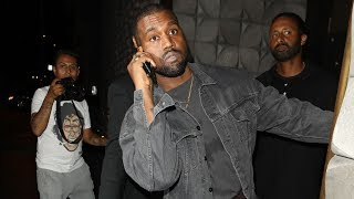 Kanye West Invites His Pals To Khloe's Birthday Bash