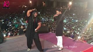 live performance khesari lal yadav aur dinesh lal yadav nirahua ek sath