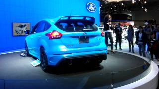 Ford Focus RS NYCIAS