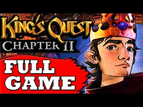 King's Quest Chapter 2: Rubble Without a Cause FULL GAME Walkthrough 1080p