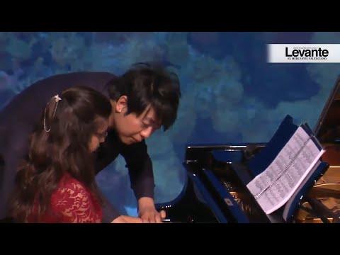 LANG LANG MASTER CLASS - Rachmaninoff prelude op.23 no.5 in g minor. Part 1 (2017)