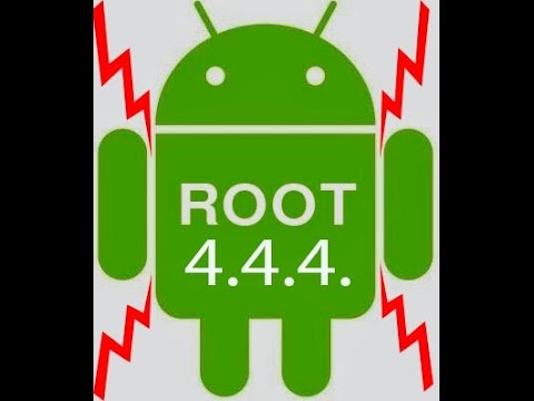 Получение ROOT для SONY на Android 4.4.4