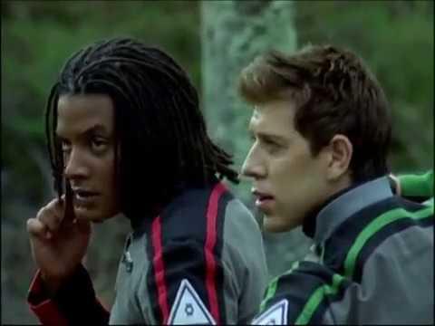 "Power Rangers S.P.D. - Return Of The Black Ranger | Episode 32 ""Wormhole"""