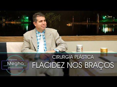 Flacidez Nos Braços | Dr. Alex Rocha Crm: 10796 | Pgm Megha Profissionais N°643