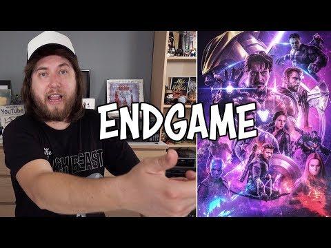 Ozzy Man Reviews: AVENGERS ENDGAME [Spoilers]