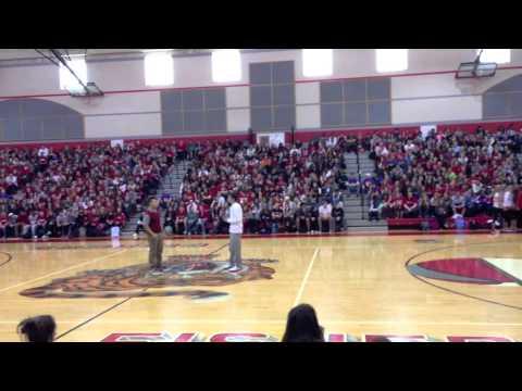 Fishers High School Junior Class Skit 2013
