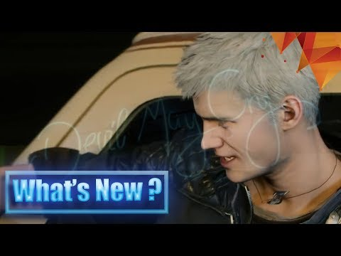 What's New In Devil May Cry 5: Story, Gameplay, Characters, Release Date and More