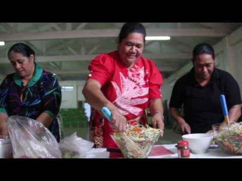 Making Healthy Meals and Choices | Free Constitutional Church of Tonga | Feime'atokoni Mo'ui Lelei