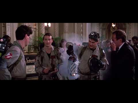 Ghostbusters | Don't Look Directly Into the Trap