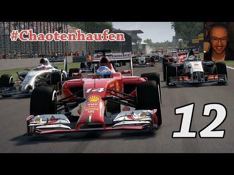 Let's Play F1 2014 Multiplayer [HD|Facecam] - #12 China [Shanghai] Rennen: Eine korrupte Sensation