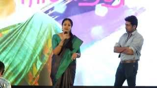 Actress Jyotika Speech   36 Vayadhinile Audio Launch   Rosshan Andrrews   Santhosh Narayanan