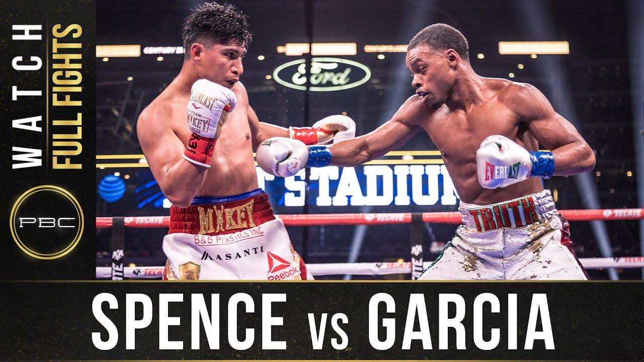 Spence vs Garcia FULL FIGHT: March 16, 2019 | PBC on FOX PPV