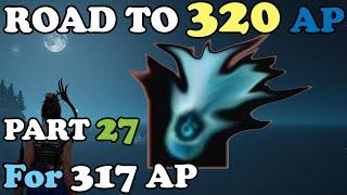 BDO - Road T๐ 320 AP Part 27: I Sacrifice My Vell's Heart for 317 AP