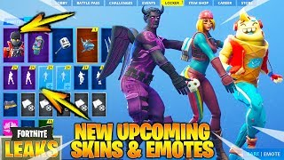 *NEW* Leaked Fortnite Skins & Emotes from 7.40 Update - Fallen Love Ranger, Lil Whip, Daydream...