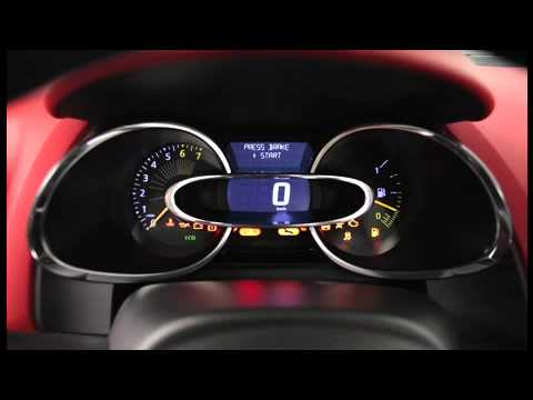 Renault clio iv int rieur youtube for Interieur clio 4