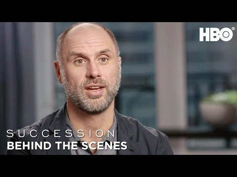 BTS: Invitation To The Set w Jesse Armstrong, Adam McKay, Brian Cox & More  Succession  HBO