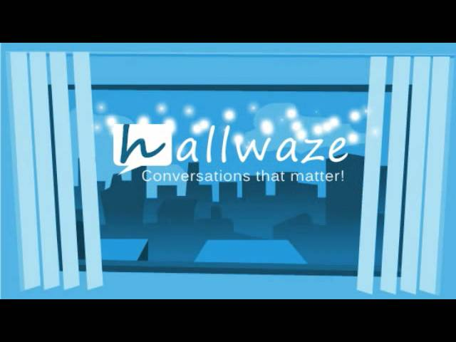 Hallwaze Introduction - YouTube