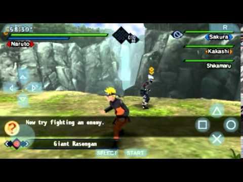 Naruto shippuden kizuna drive cso