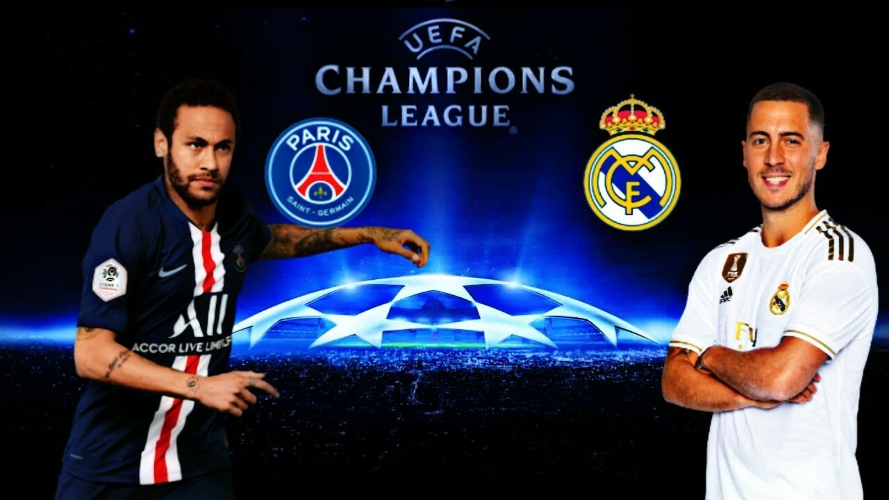 Psg Vs Real Madrid Predicted Line Up First Leg Group Stage Uefa