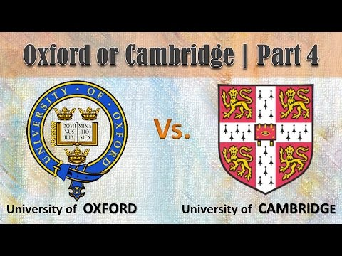dating oxbridge