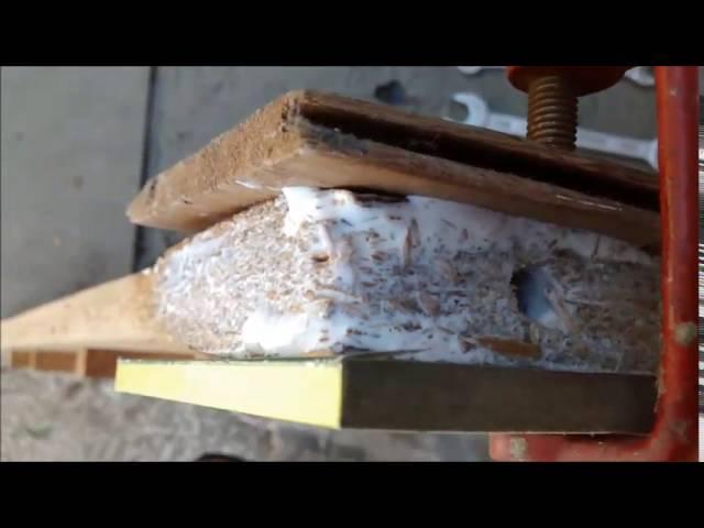 Recuperar Móvel Aglomerado danificado pela umidade