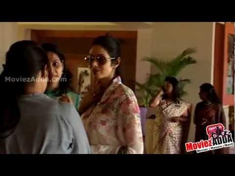 Sridevi Spotted @ JW Marriott Hotel Mumbai !
