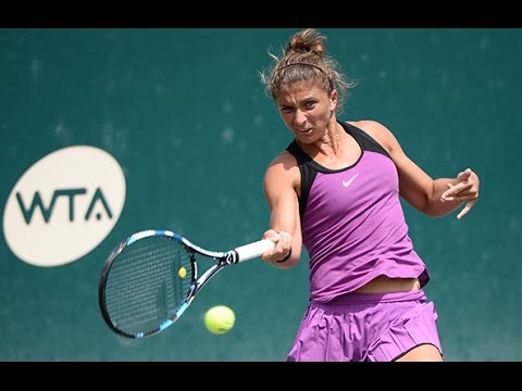 2016 Volvo Car Open Third Round | Sara Errani vs Sam Stosur | WTA Highlights