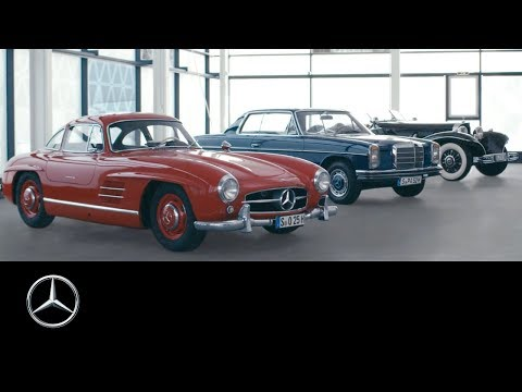 Mercedes-Benz Classic Cars: Museum Tour