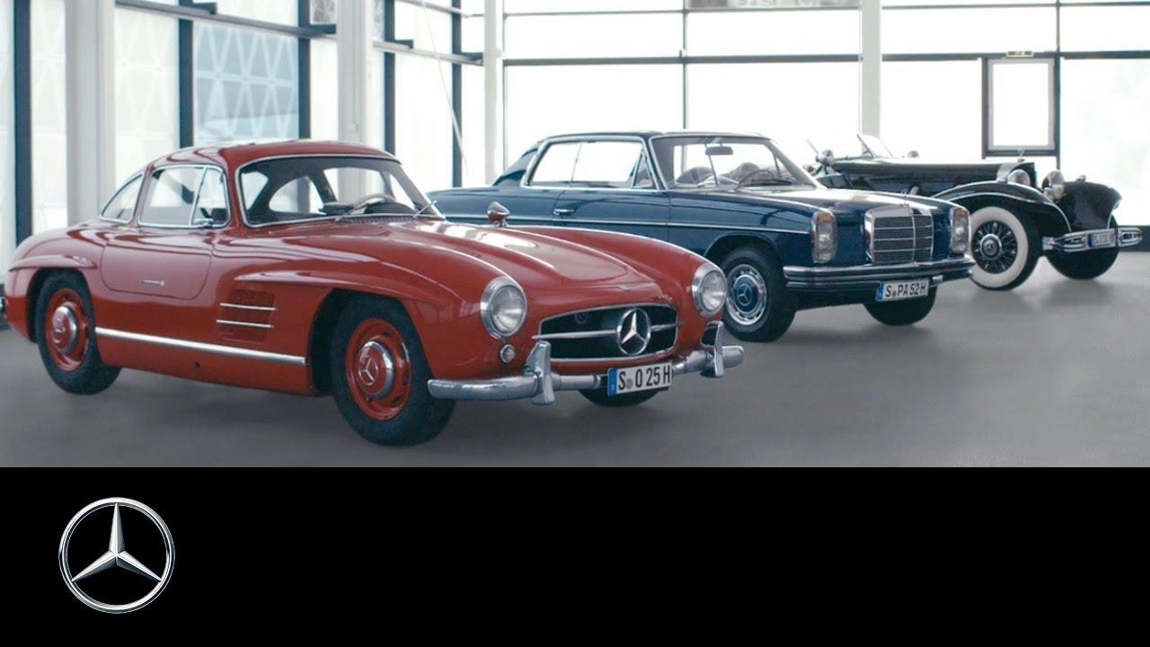 Mercedes-Benz Classic Cars: Museum Tour