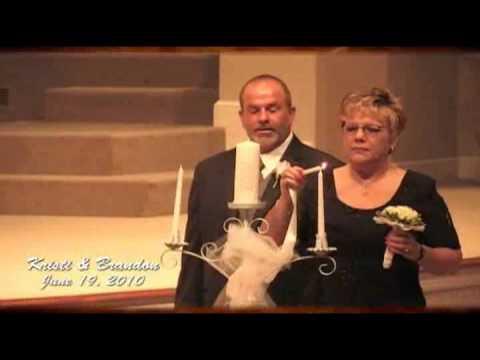 Brandon & Kristi Davis Wedding
