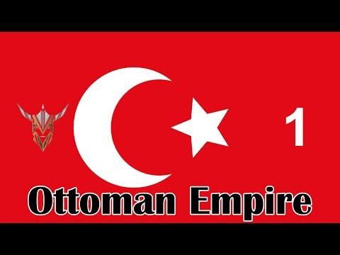 Hearts of Iron IV - Kaiserreich - Ottoman Empire - 1