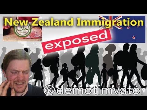 New Zealand Immigration EXPOSED